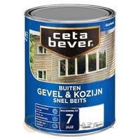 CetaBever Dekkend Snelbeits Gevel & Kozijn - Mengkleur - 1 l