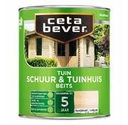 CetaBever CetaBever Schuur & Tuinhuis Beits Dekkend