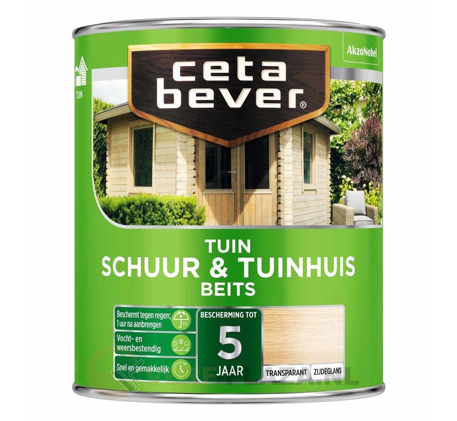 CetaBever Schuur & Tuinhuis Beits Dekkend