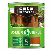 CetaBever CetaBever Schuur & Tuinhuis Beits Transparant
