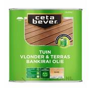 CetaBever CetaBever Vlonder & Terras Bankirai Olie - UV Proof