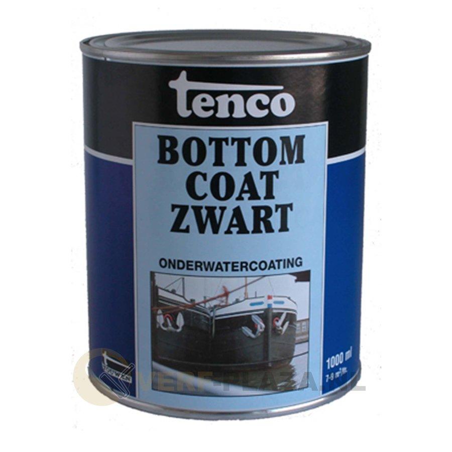 Tenco Bottomcoat - Zwart-1