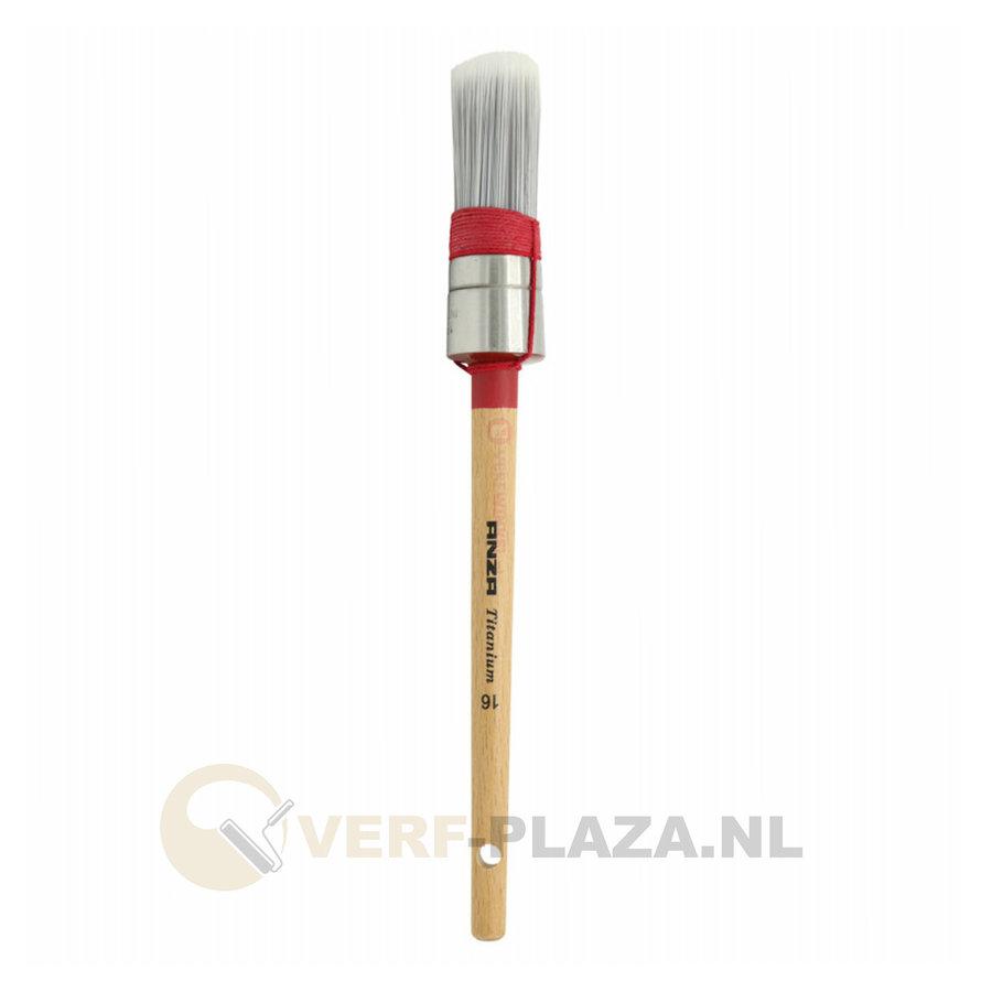Anza Serie 7020 Kwast Titanium Mix Rond - Alkyd-1
