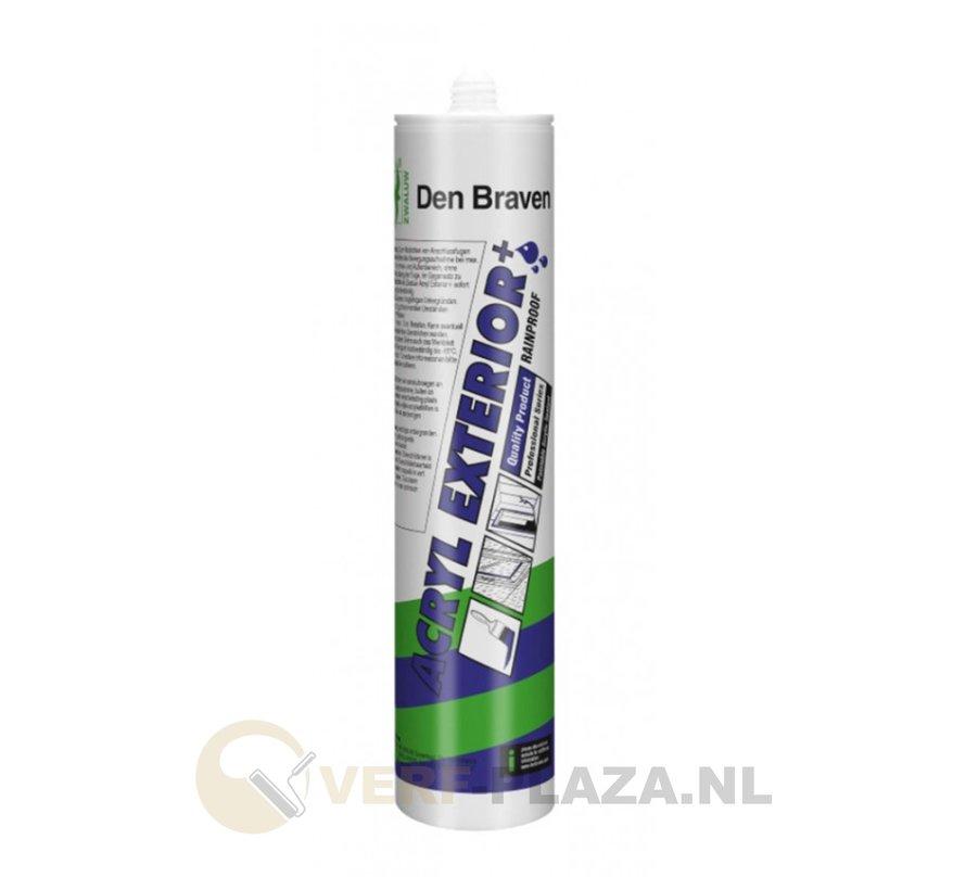 Den Braven Zwaluw Acryl Exterior+ - 310 ml