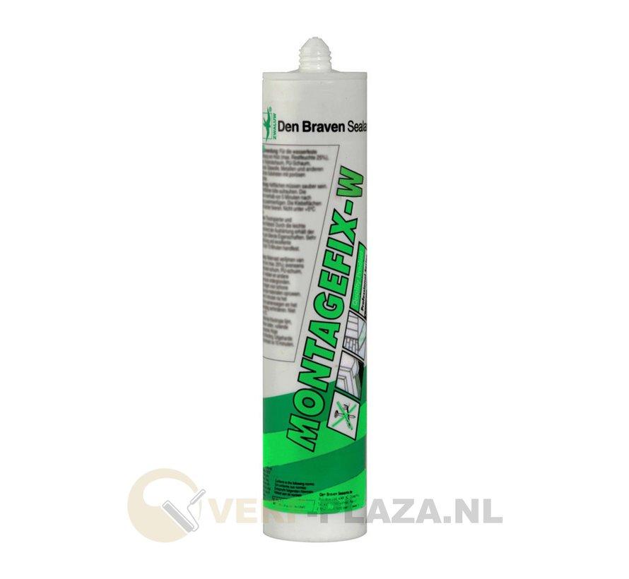 Den Braven Zwaluw Montagefix-W - 310 ml