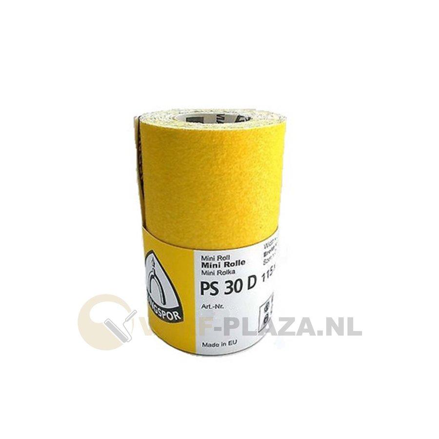 Klingspor Schuurpapier Rol PS30 115 mm x 4,5 Meter-1