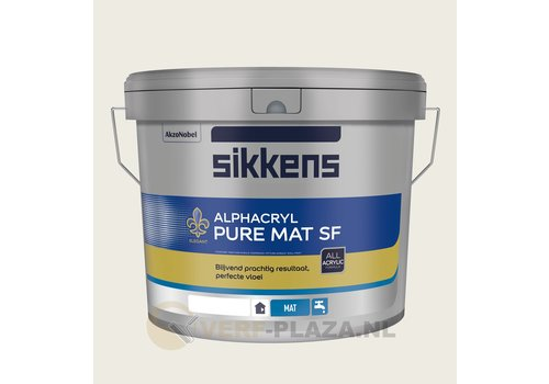 RAL 9010 - Sikkens Alphacryl Pure Mat SF