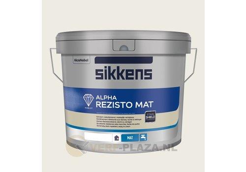 RAL 9010 - Sikkens Alpha Rezisto Mat