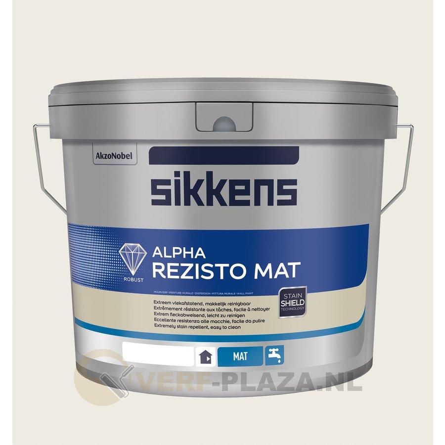 RAL 9010 - Sikkens Alpha Rezisto Mat-1