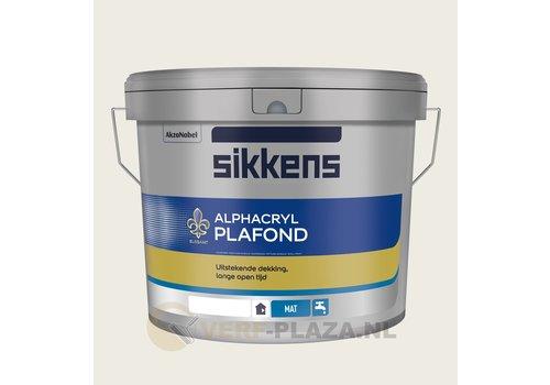 RAL 9010 - Sikkens Alphacryl Plafondverf