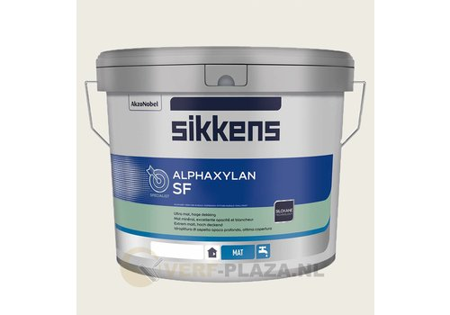 RAL 9010 - Sikkens Alphaxylan SF 10 Liter