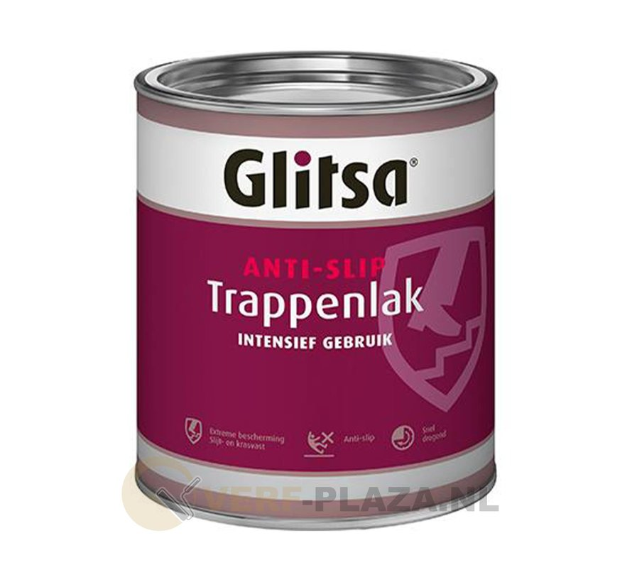 Glitsa trappenlak anti-slip