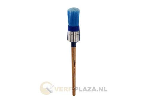 Anza Serie 720 Titanium Aqua Rond Kwast