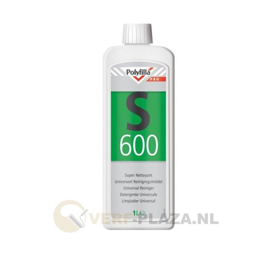 Polyfilla Pro S600 - 1 Liter