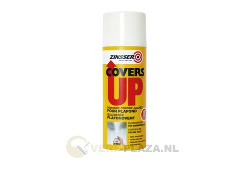 Zinsser Covers Up - 400 ml - Wit