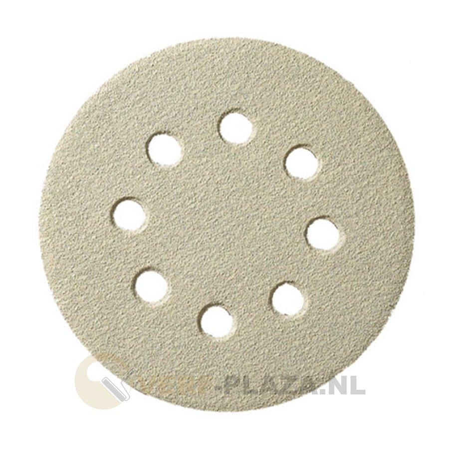 Klingspor schuurpad - Rond 125 mm - 8 gaten-1