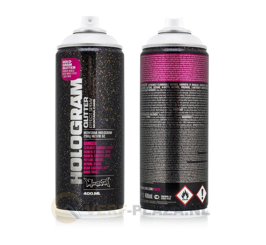 Montana Hologram Glitter - 400 ml