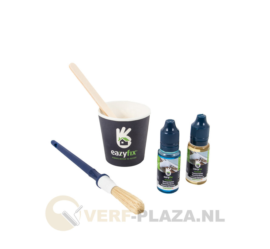 EazyFix Premium houtversterker - compleet pakket