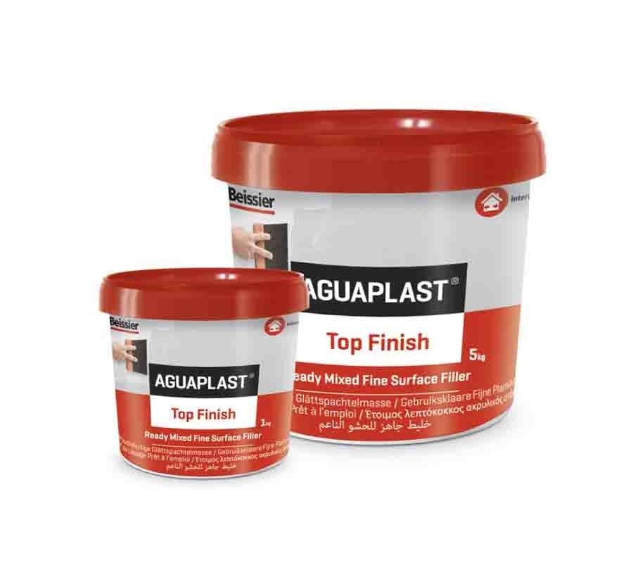 Aguaplast Top finish - Gebruiksklaar vulmiddel