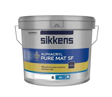 Sikkens Sikkens Alphacryl Pure Mat SF