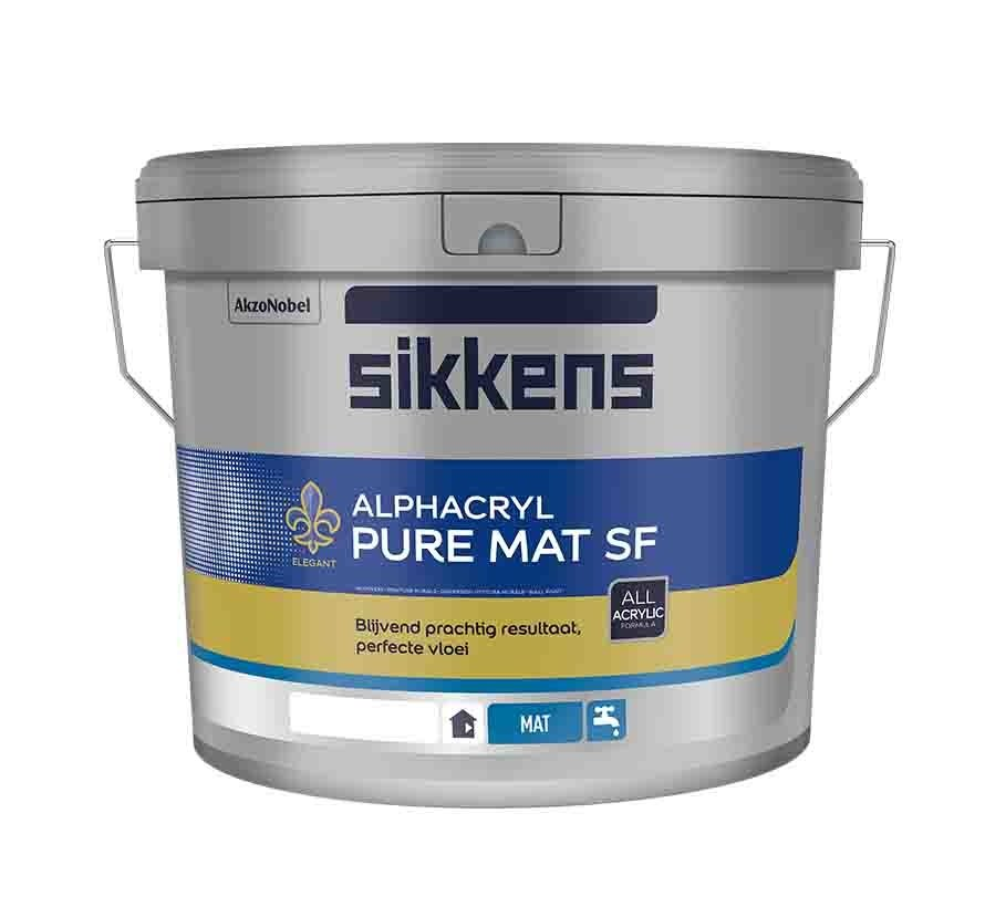 Sikkens Alphacryl Pure Mat SF