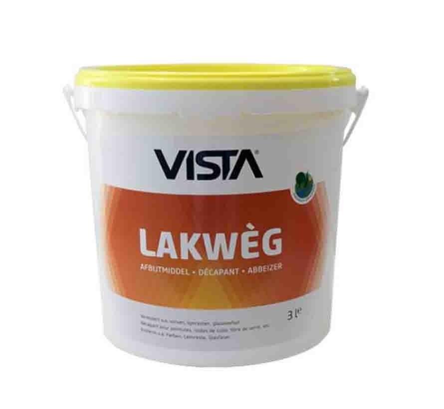 Vista Lakweg Afbijtmiddel - 1 Liter