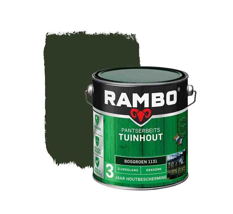 Rambo Pantserbeits Tuinhout Bosgroen 1131- 2,5 Liter