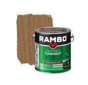 Rambo Rambo Pantserbeits Tuinhout Zijdeglans Transparant Berkengrijs 1214 - 2,5 liter