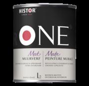 Histor One Histor One Muurverf Vochtregulerend & Afwasbaar Mat