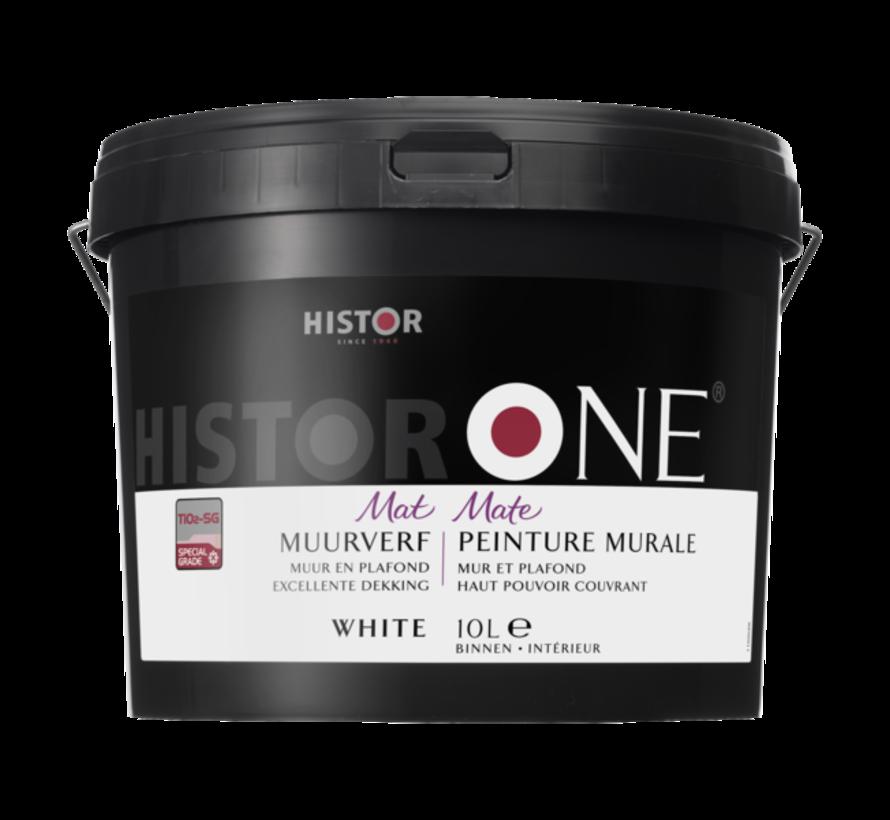 Histor One Muurverf Mat