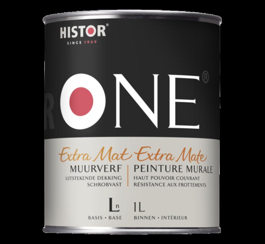 Histor One Muurverf Extra Mat