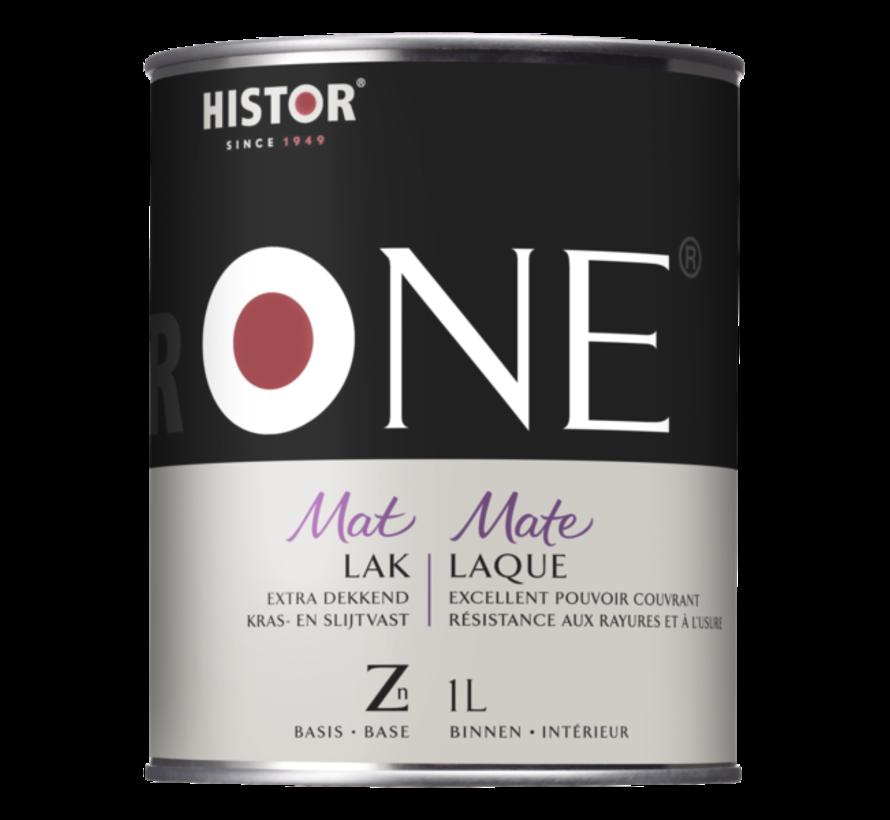 Histor One Lak Mat Acryl
