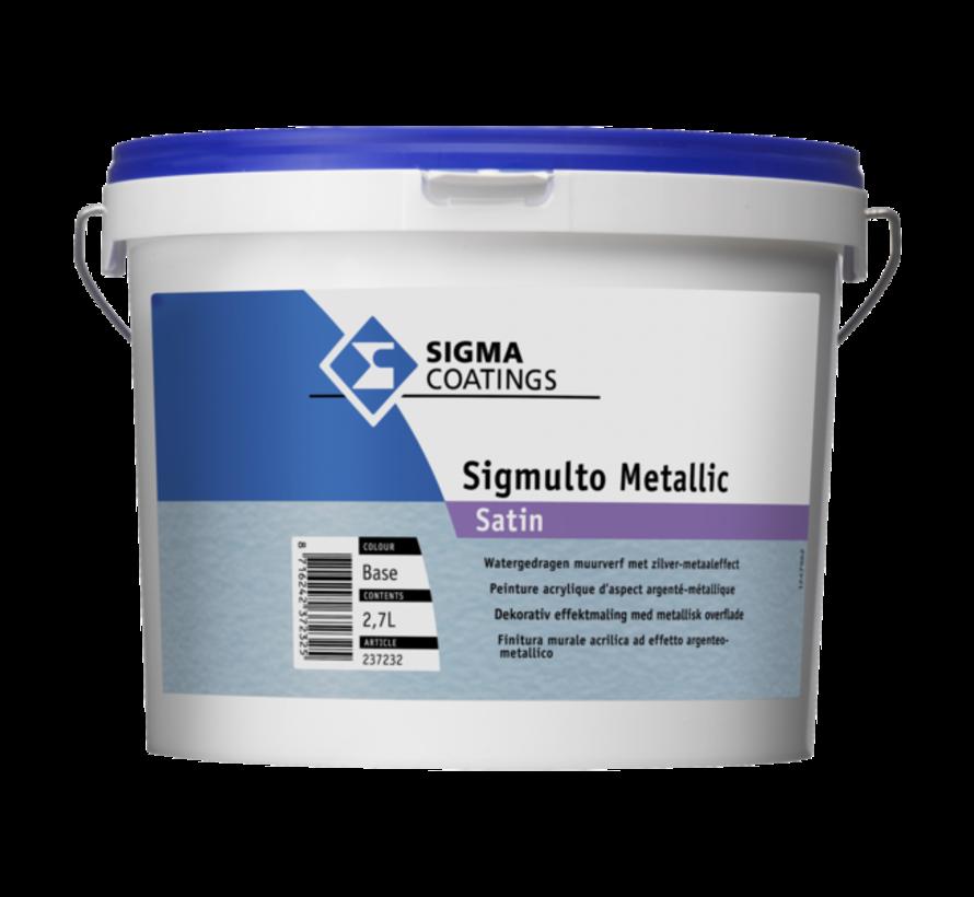 Sigma Sigmulto Metal Satin