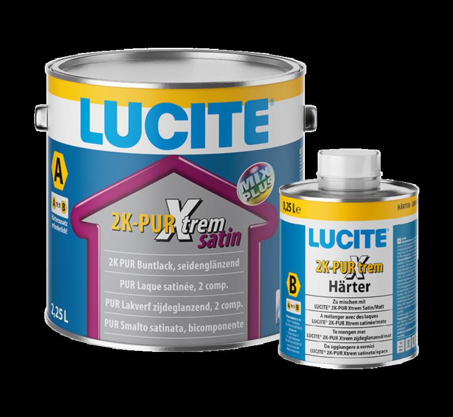 Lucite 2K-PUR Xtrem Satin