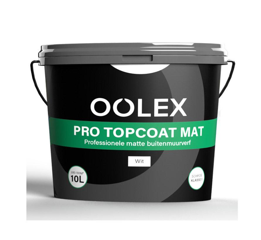 Oolex Pro Topcoat Mat