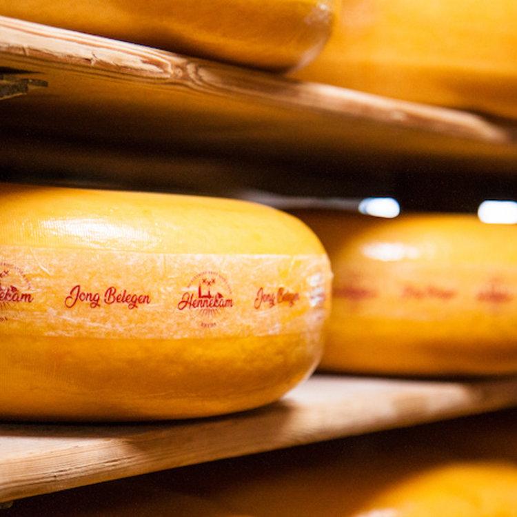 Hennekam Jong belegen kaas van Hennekam