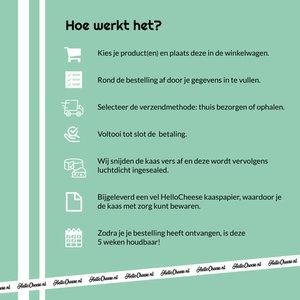 Hennekam Vrij-Mi-Bo - Ideaal voor iedere vrijdag! +/- 1,2KG!