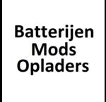 Batterijen / Opladers / Mods
