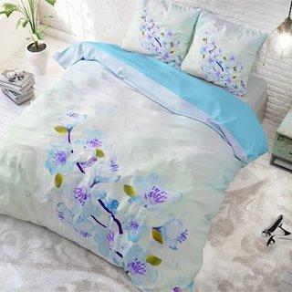 Sweet Flowers Blue