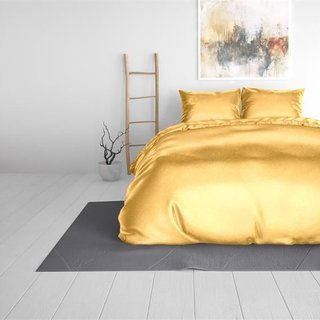 Beauty Skin Care Duvet Cover Gold