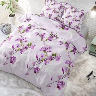 Flower Blush Purple