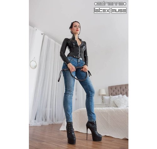 Giaro Miss Adrienne in lace-up Giaro boots