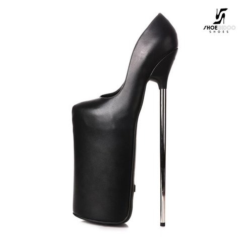 Giaro FLY AWAY | BLACK MATTE | PLATFORM PUMPS 30CM