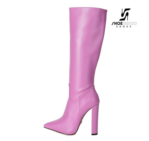 Giaro TAKEN | PINK | FASHION KNEE BOOTS