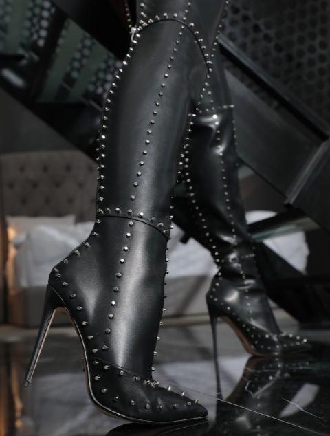 Dominatrix heels