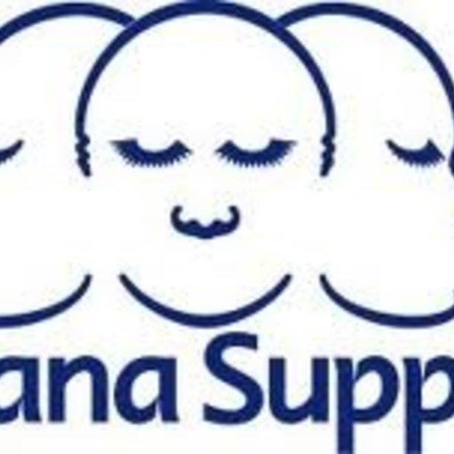 Hoofdkussen Silvana Support Saphir 60x70