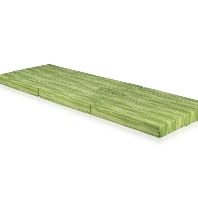 Vouwmatras groen