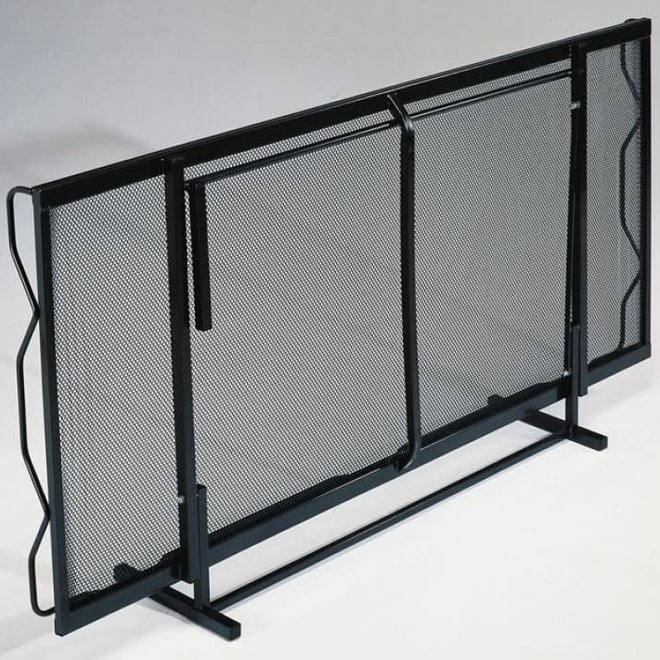 Showmodel 90x200 Kuperus opklapbed horizontaal WIT