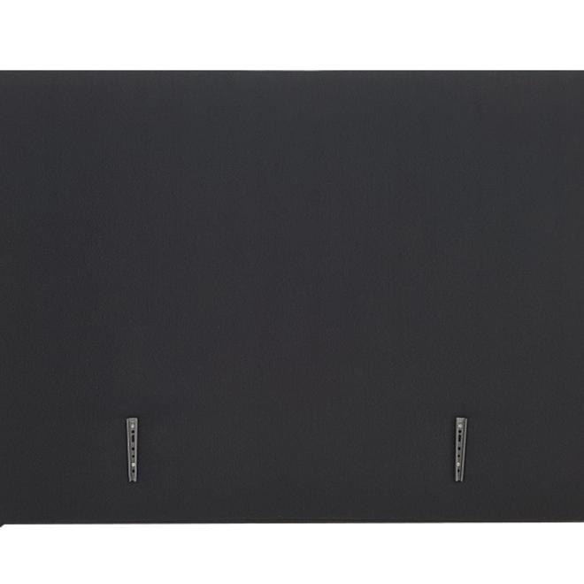 Hoofdbord Basic Zwart- incl beugelset