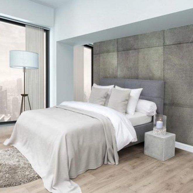 Marseille Bedsprei 180/260 Grey